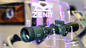 «Швабе» привез десятки прицелов на ARMS & Hunting 2018