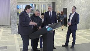 «Швабе» посетила делегация Республики Северная Осетия – Алания