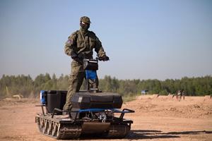 В самой масштабной военно-тактической игре в мире задействовали технику «Швабе»