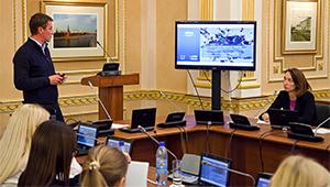На предприятии «Швабе» в Екатеринбурге прошел бизнес-семинар Ростеха