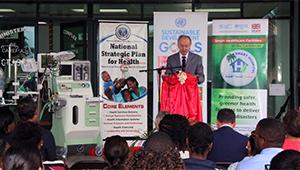 Гренада получила новую партию медоборудования «Швабе»