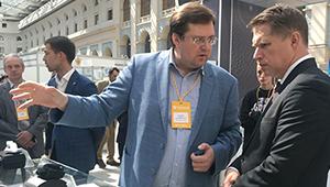 Михаил Мурашко ознакомился с кардиотехникой «Швабе»