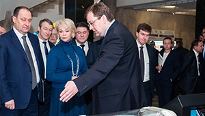 «Швабе» принял участие в работе заседания совета коллегии ВПК