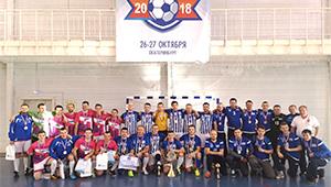 Кубок «Швабе» по мини-футболу отправился в Сергиев Посад
