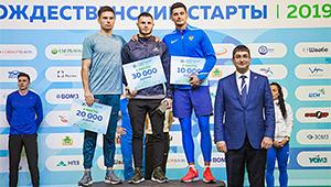 Всероссийские соревнования по легкой атлетике провел «Швабе»