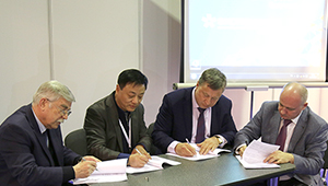 Shvabe joined the Russian-Chinese collaboration on industrial lasers