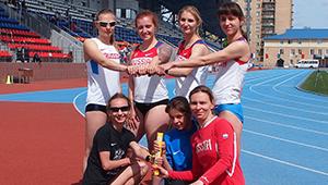 «Швабе» победил на чемпионате России по легкой атлетике среди спортсменов с ПОДА