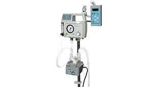 Аппарат поддержки дыхания для новорожденных АПДН-01