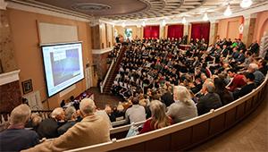 Оптический институт «Швабе» в Санкт-Петербурге отметил вековой юбилей