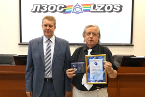 Разработчика космической техники «Швабе» отметила Федерация космонавтики России