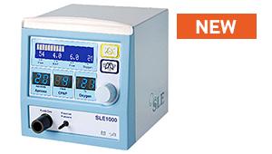 Аппарат назальной СРАР (СИПАП) терапии педиатрический SLE 1000