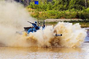 Поздравление с Днем танкиста