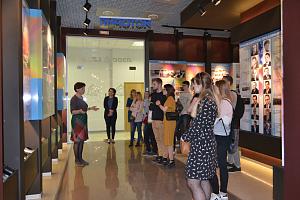 «Швабе» организовал детскую экскурсию на оптический завод в Лыткарино