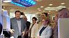 Минздраву России представили телемедицинский проект «Швабе» в Центре Алмазова
