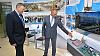 Губернатор Вологодской области посетил завод «Швабе»