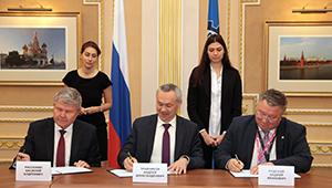 Ростех и Новосибирская область организуют производство передовых комплексов для онкотерапии