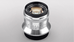«Швабе» представит новый фотообъектив для полнокадровых беззеркальных камер