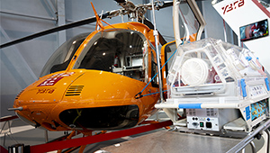 Ambulance helicopters will be equipped with  Shvabe equipment