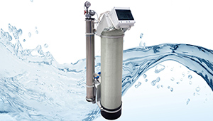 Shvabe demonstrates Water Treatment and Purification Plant at the Building Expo