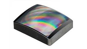 Дифракционная оптика - нарезная дифракционная решетка на выпуклых поверхностях