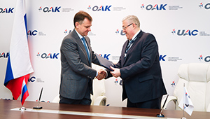UAC and Shvabe cooperate in Checkmate light tactical fighter project