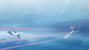 «Швабе» представляет систему «Сталкер» для посадки самолета
