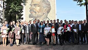 Предприятие «Швабе» удостоено благодарственного письма президента России