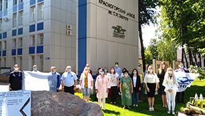 В «Швабе» прошли мероприятия в День памяти и скорби