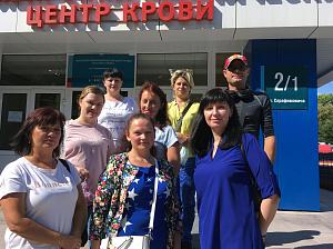 «Швабе» провел Дни донора в Екатеринбурге и Новосибирске