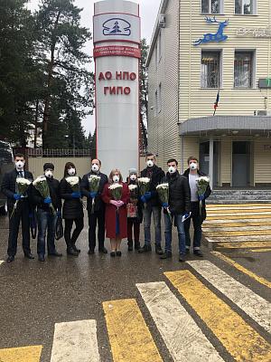 «Швабе» поздравил ветеранов Великой Отечественной войны в Казани