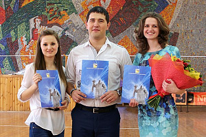 Schwabe vocalists have become the laureates of the Festival  of creative activity of students and working youth