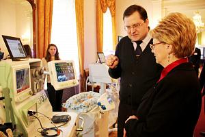 «Швабе»: российская медтехника нового поколения
