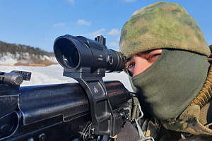 Shvabe successfully tested new Prismatic Scopes