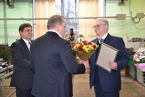 «Швабе» удостоен наград губернатора Московской области
